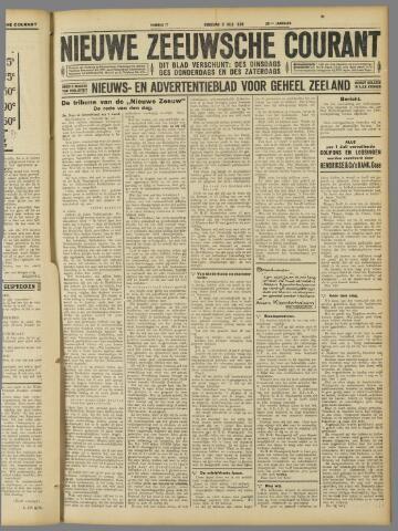 Nieuwe Zeeuwsche Courant 1929-07-02