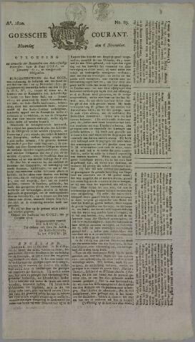 Goessche Courant 1820-11-06