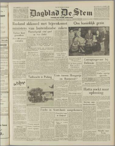 de Stem 1958-03-03