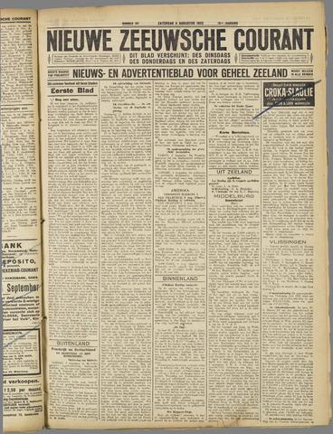 Nieuwe Zeeuwsche Courant 1923-08-04