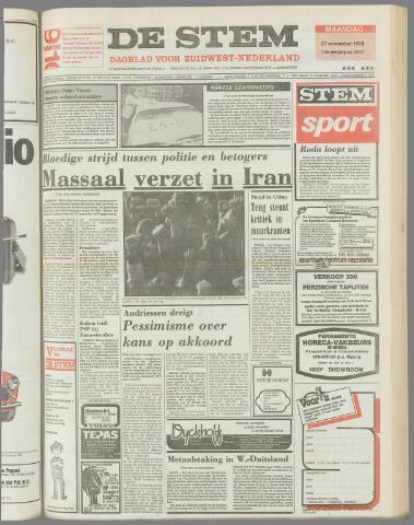 de Stem 1978-11-27