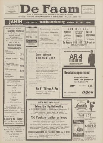 de Faam en de Faam/de Vlissinger 1967-02-09