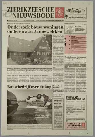 Zierikzeesche Nieuwsbode 1995-06-20