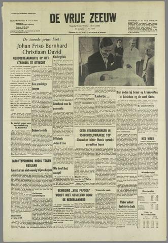 de Vrije Zeeuw 1968-09-30