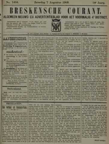 Breskensche Courant 1909-08-07