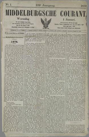 Middelburgsche Courant 1879-01-01