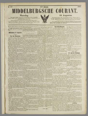 Middelburgsche Courant 1908-08-24