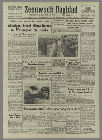 Zeeuwsch Dagblad 1956-05-23
