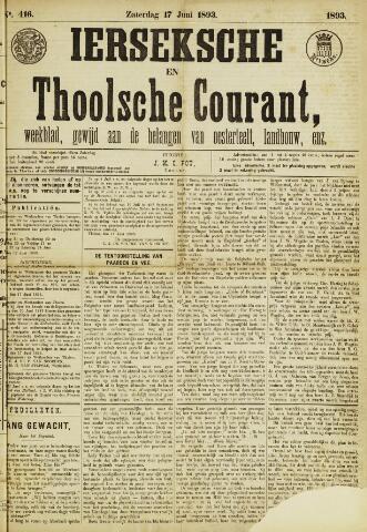 Ierseksche en Thoolsche Courant 1893-06-17