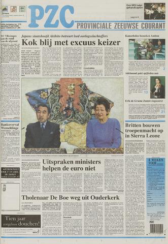 Provinciale Zeeuwse Courant 2000-05-09