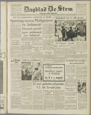 de Stem 1958-11-15