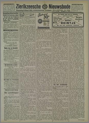 Zierikzeesche Nieuwsbode 1932-03-16