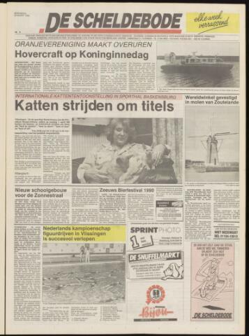 Scheldebode 1990-03-22