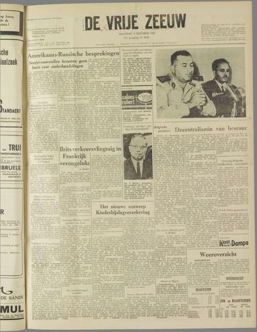 de Vrije Zeeuw 1961-10-09