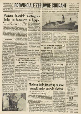 Provinciale Zeeuwse Courant 1956-09-29