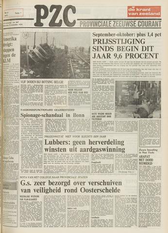 Provinciale Zeeuwse Courant 1974-11-13