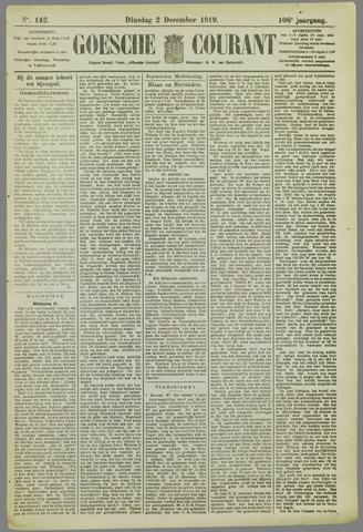 Goessche Courant 1919-12-02