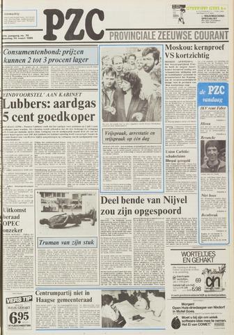 Provinciale Zeeuwse Courant 1986-03-24