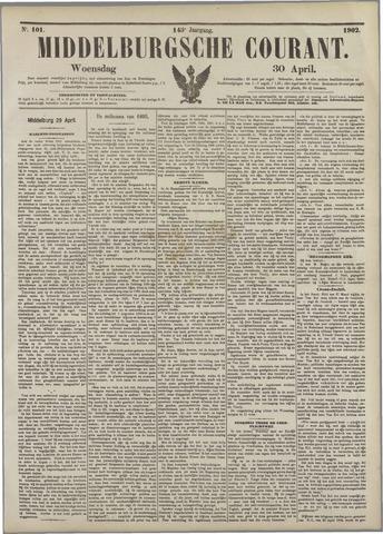 Middelburgsche Courant 1902-04-30
