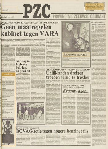 Provinciale Zeeuwse Courant 1980-05-03