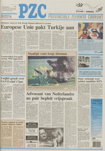Provinciale Zeeuwse Courant 1995-03-24