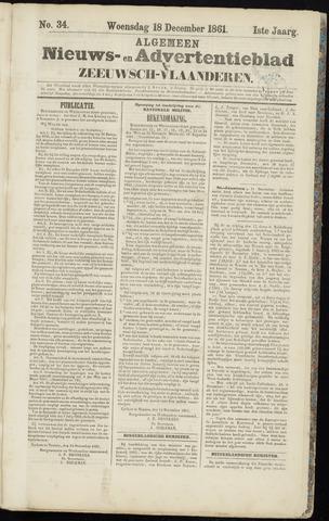 Ter Neuzensche Courant. Algemeen Nieuws- en Advertentieblad voor Zeeuwsch-Vlaanderen / Neuzensche Courant ... (idem) / (Algemeen) nieuws en advertentieblad voor Zeeuwsch-Vlaanderen 1861-12-18