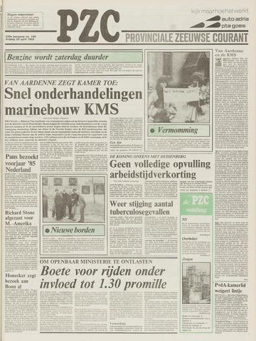 Provinciale Zeeuwse Courant 1983-04-29