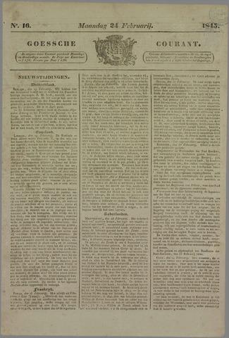 Goessche Courant 1845-02-24