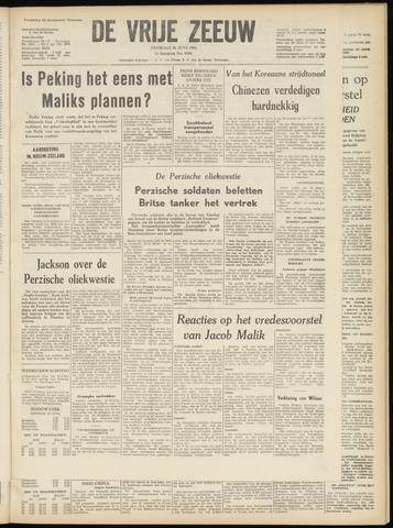 de Vrije Zeeuw 1951-06-26