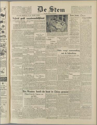 de Stem 1948-11-18