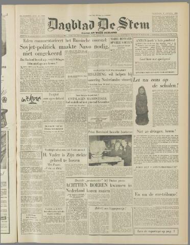de Stem 1954-04-02