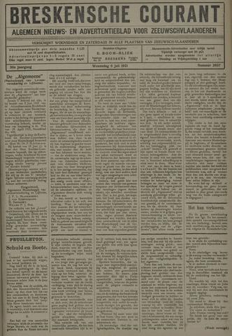 Breskensche Courant 1921-07-06