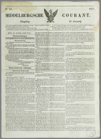 Middelburgsche Courant 1859-01-25