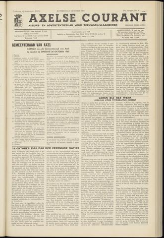 Axelsche Courant 1965-10-23