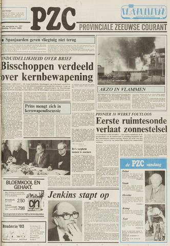 Provinciale Zeeuwse Courant 1983-06-14