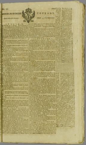 Middelburgsche Courant 1806-02-13