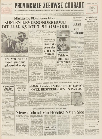 Provinciale Zeeuwse Courant 1969-03-28