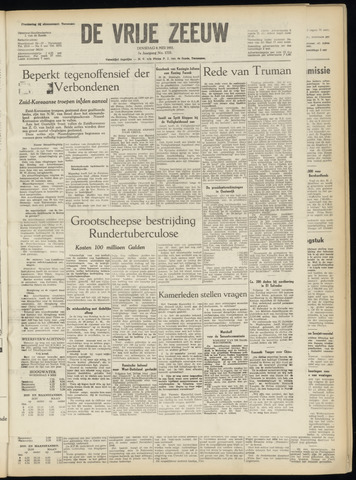 de Vrije Zeeuw 1951-05-08