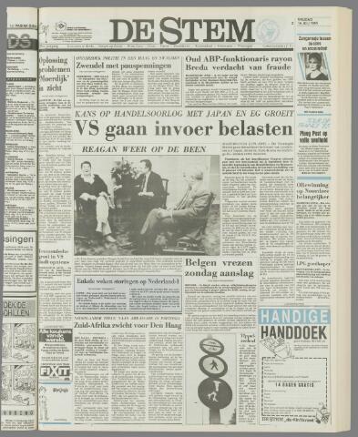 de Stem 1985-07-19