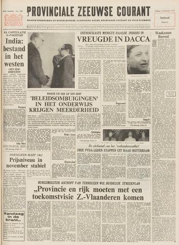 Provinciale Zeeuwse Courant 1971-12-17