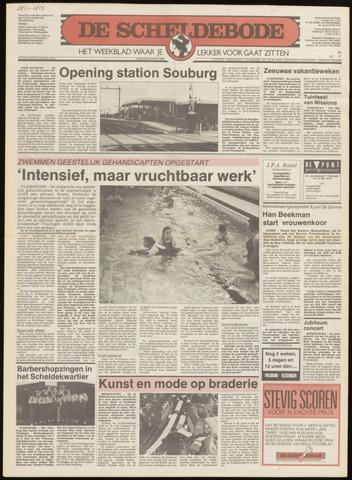 Scheldebode 1986-05-29