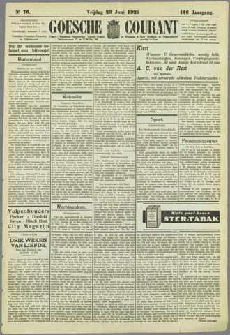 Goessche Courant 1929-06-28
