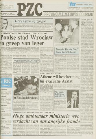 Provinciale Zeeuwse Courant 1983-12-10