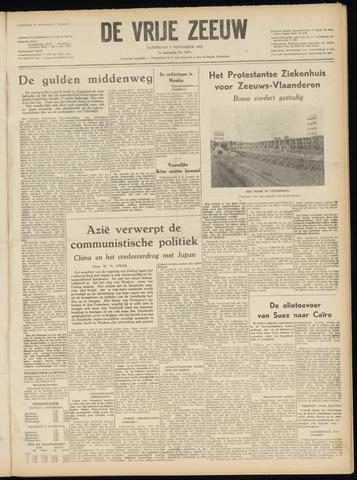 de Vrije Zeeuw 1951-11-03