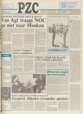Provinciale Zeeuwse Courant 1980-05-17