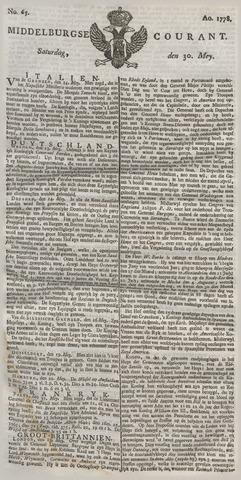 Middelburgsche Courant 1778-05-30