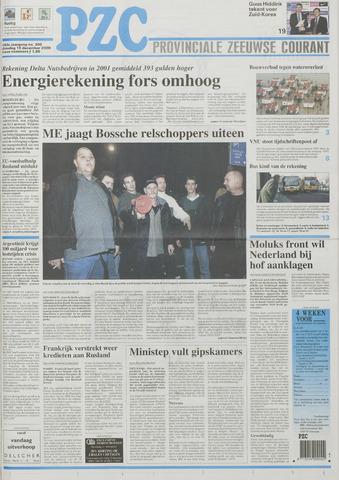 Provinciale Zeeuwse Courant 2000-12-19