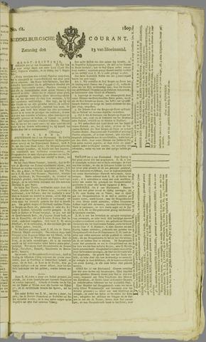 Middelburgsche Courant 1809-05-13