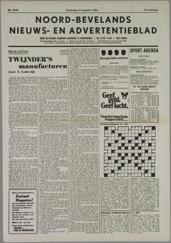 Noord-Bevelands Nieuws- en advertentieblad 1984-08-16