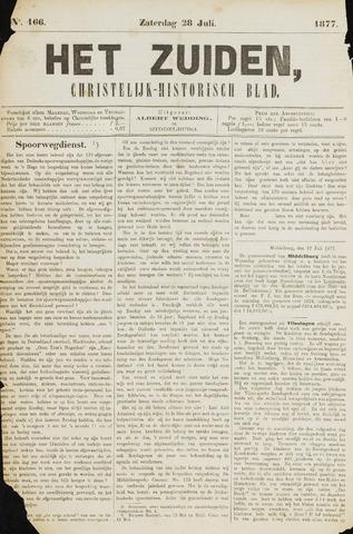 Het Zuiden, Christelijk-historisch blad 1877-07-28
